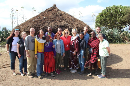 Galloway Faculty Spend Summer in Tanzania
