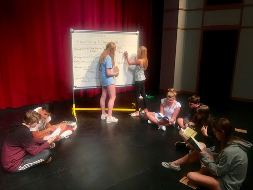 IN THE CLASSROOM: Writing for Stage & Screen