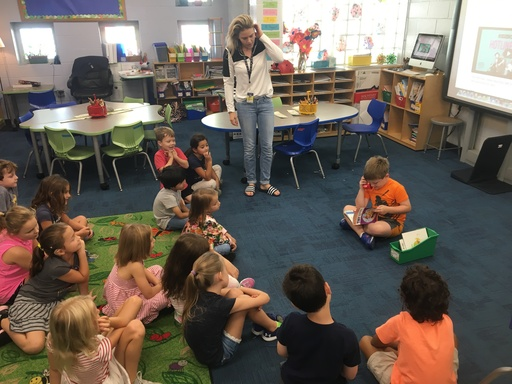 IN THE CLASSROOM: 1st Grade Builds Independence with Daily 5