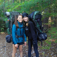 8th grade Outdoor Education